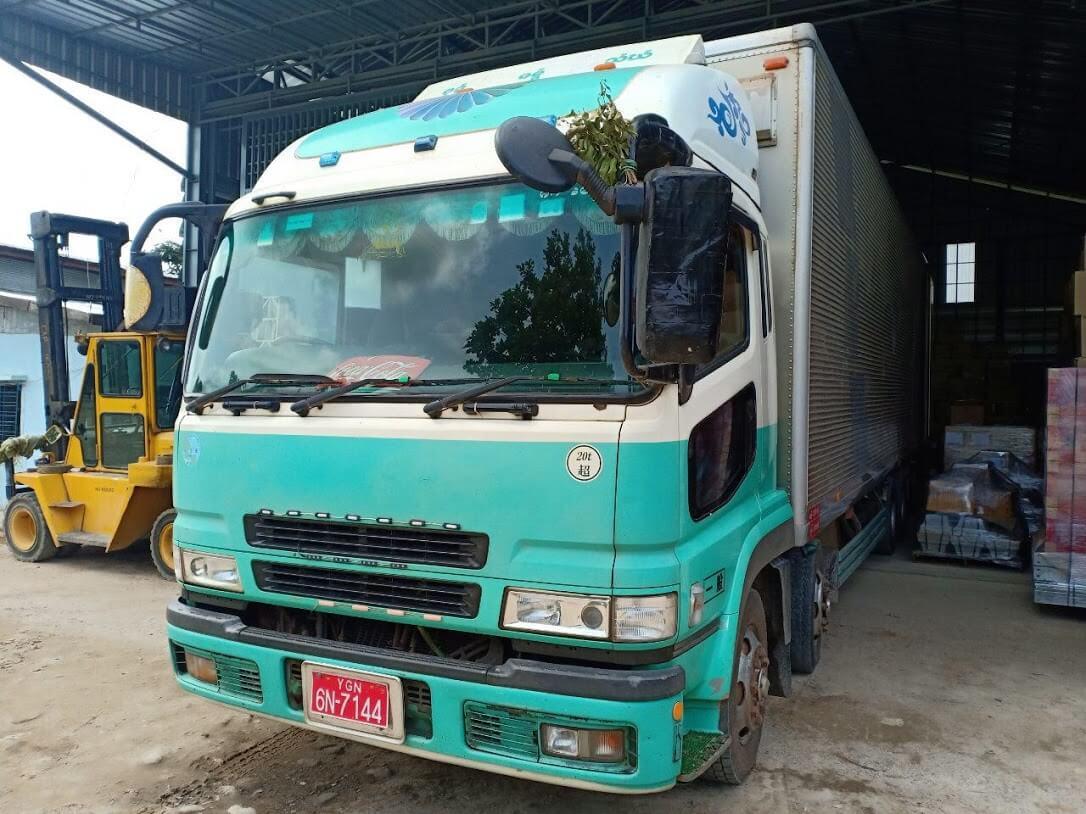 ขนส่งไทยพม่า ราคาถูก